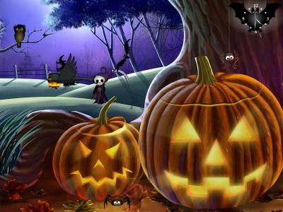 Pagan Halloween