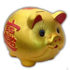 Feng Shui Pig