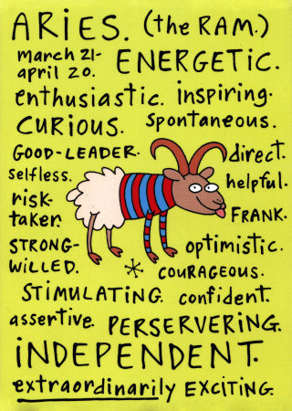 Aries Good Personality