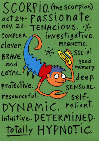 Scorpio good traits