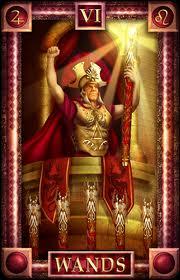 Tarot Cards Wands