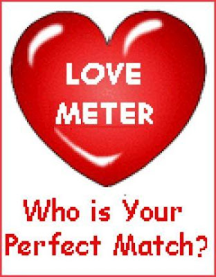 Dating match test