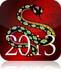 2017 Year Of The Snake