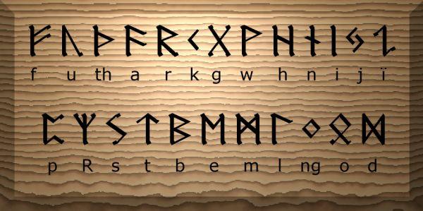 Runes Symbols