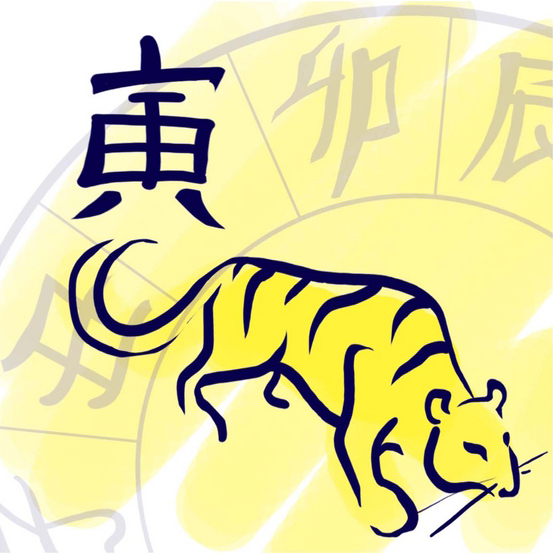 Chinese Tiger 2014 2015