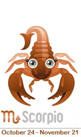 Scorpio Monthly Horoscope 2017