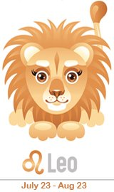 Leo Monthly Horoscopes 2014