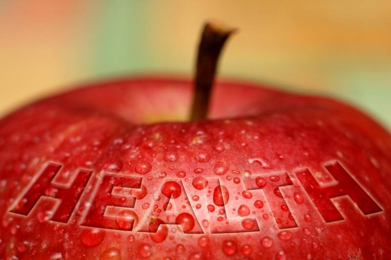 apple healthy food
