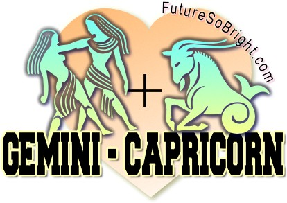 capricorn man dating gemini woman Love match compatibility between gemini woman and capricorn man read about the gemini female love relationship with capricorn male.