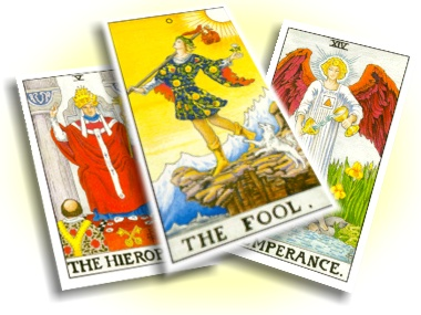 Tarot Cards Of The Major Arcana