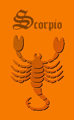 2016 Monthly Horoscope For Scorpio