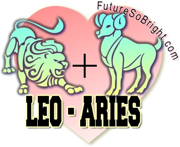 love relationship between leo and aries