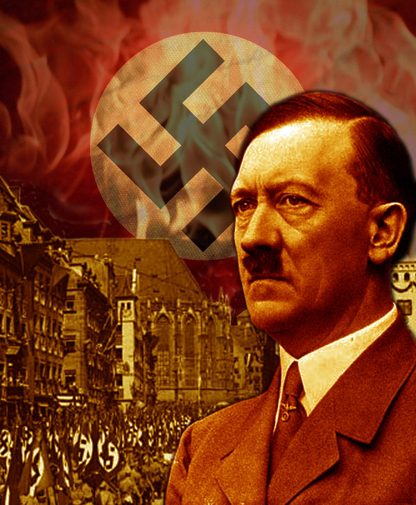 Adolf Hitler - Born On Aries & Taurus Zodiac Cusp
